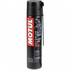 Смазка для мотоцепей Motul C3 CHAIN LUBE OFF ROSD, 400 мл