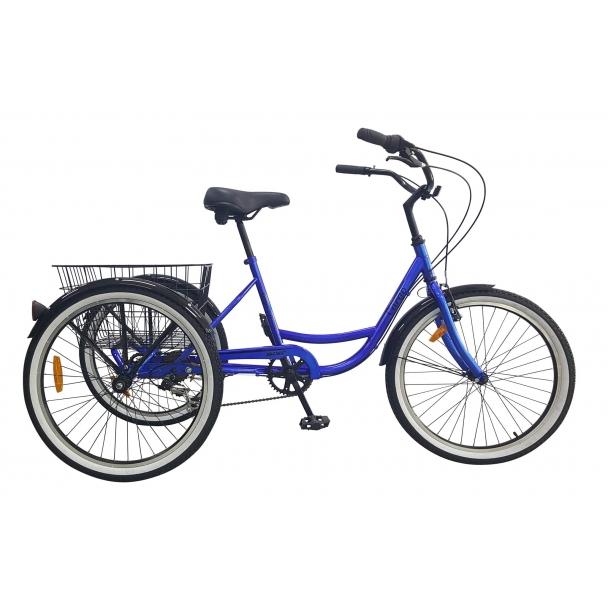 Трёхколёсный велосипед Aist Cargo 2.0